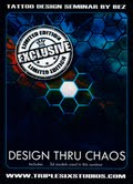 Bez: Design Thru Chaos dvd tattoo