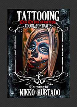 Tattooing Dia De los Muertos Color Portraits DVD