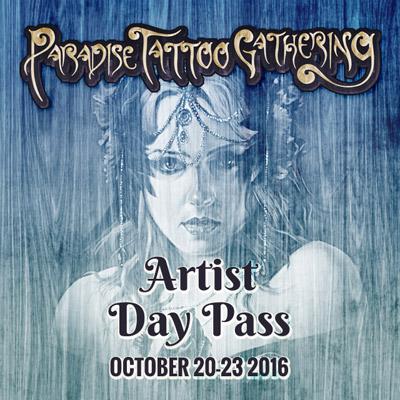 Artist Day Pass