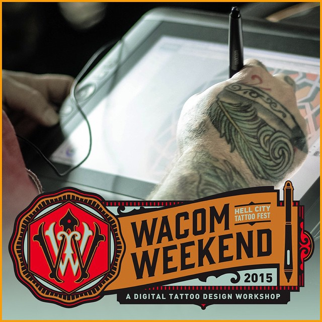 Wacom Weekend 2 day ticket