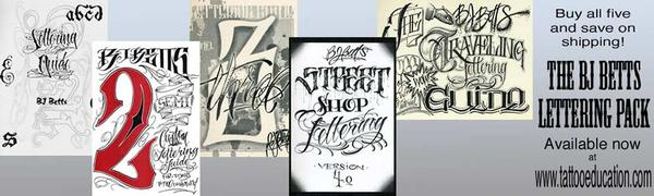 lettering
