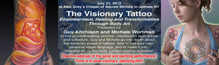 The Visionary Tattoo
