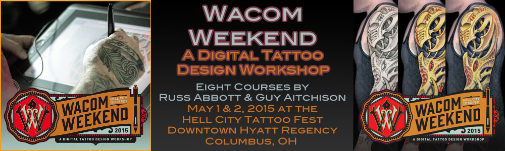 Wacom Weekend Banner