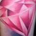 Tattoos - Matching Pink Diamonds - 74356