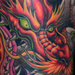 Tattoos - Japanese Dragon Leg Sleeve - 63677