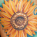 Tattoos - Sunflower Rib Tattoo - 77386