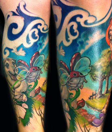 Tattoos - Coccinella - 62278