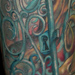 tattoo galleries/ - cemetery sleeve Inner forarm