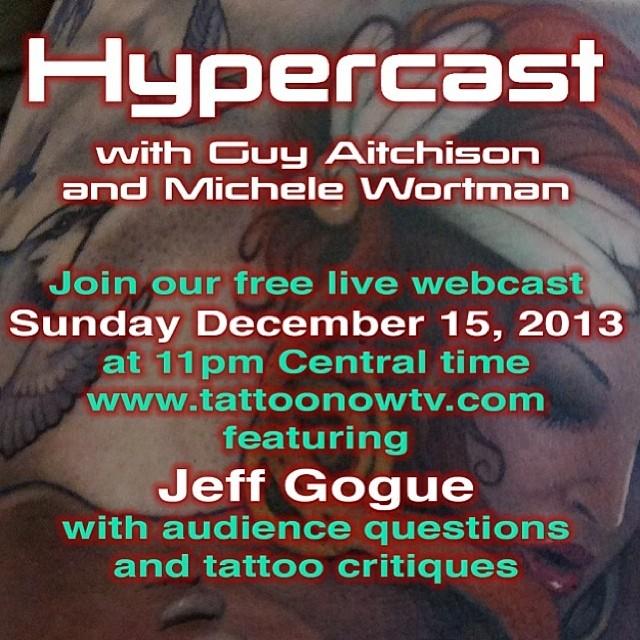 Jeff Gogue Hypercast
