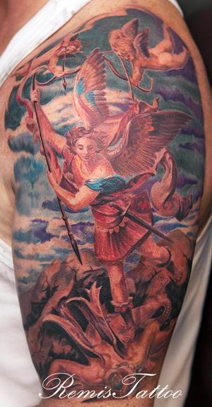 Tattoos - Michelangelo - 54241