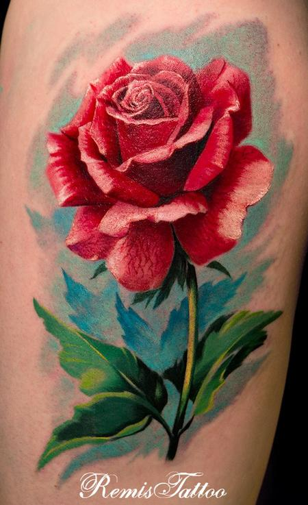 Tattoos - Rose Tattoo  - 75251