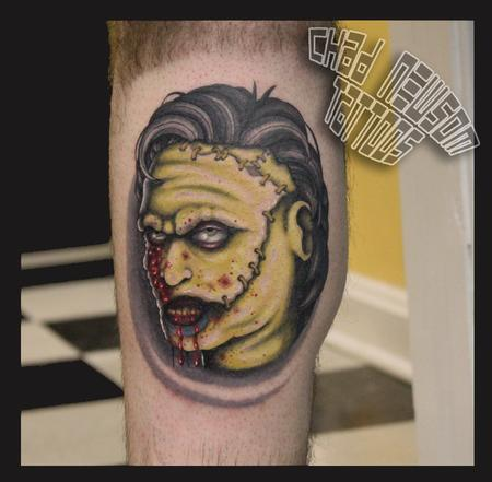 Chad Newsom - leatherface