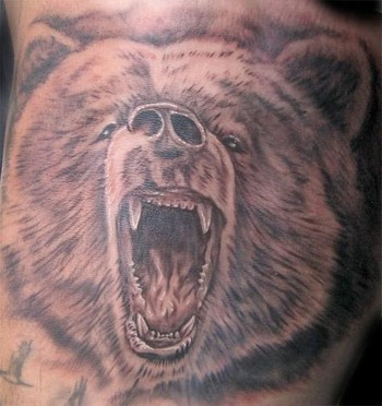 grizzly bear tattoos. Tattoos middot; Page 1. grizzly bear