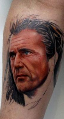 Ralf Nonnweiler - Celebrity Portrait Tattoo