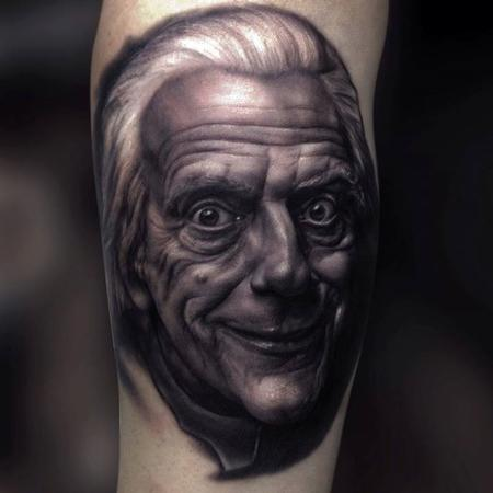 Tattoos - Doc Brown - 100183