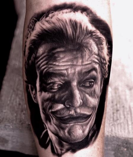 Tattoos - joker tattoo - 128117