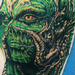 Swampthing Tattoo Tattoo Design Thumbnail