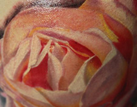 Rose Close Up Design Thumbnail