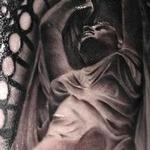 Statue Tattoo Design Thumbnail