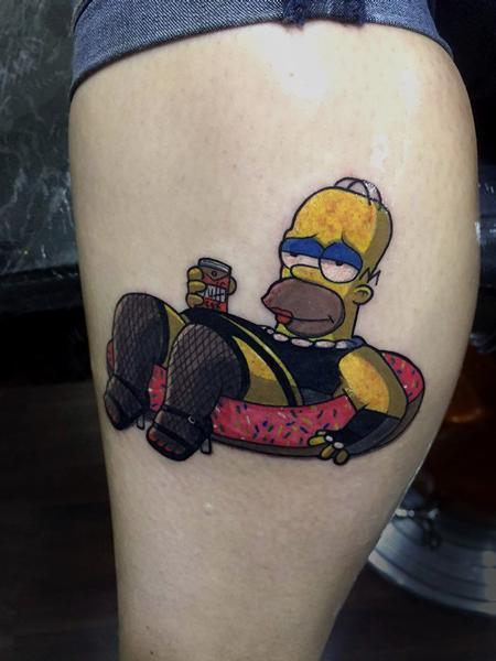Tattoos - untitled - 112458