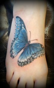 Anna Garvey - Maxs blue butterfly