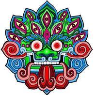 Tattoos - Energy mask - 122327