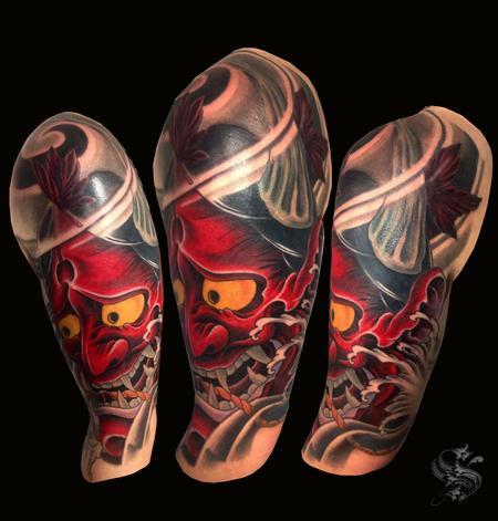Tattoos - Hannya Mask - 96272
