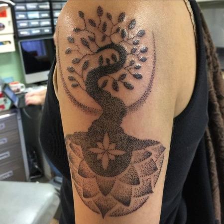 tree mandala Design Thumbnail