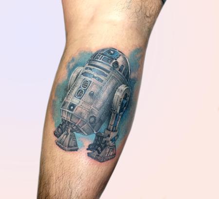 Tattoos - R2D2 Starwars - 119829