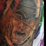 Thor Tattoo Design Thumbnail