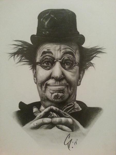 Tattoos - Clown Drawing - 100491