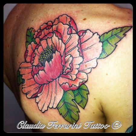 Flower Tattoo Design Thumbnail