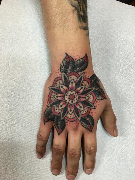 Tattoos - Mandala - 120498