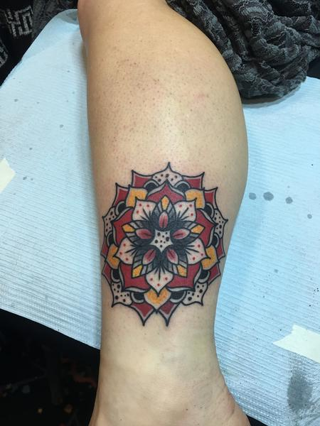 Tattoos - Mandala - 120603