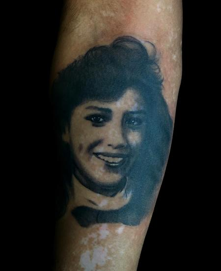 Tattoos - Memorial Portrait  - 128229