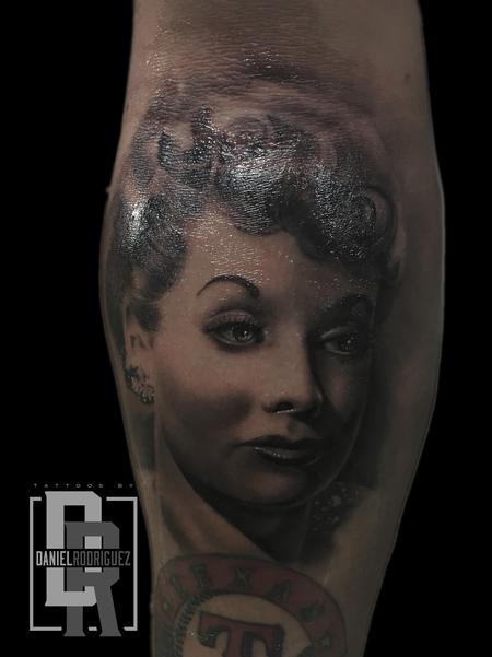 Tattoos - Lucy Portrait  - 131434