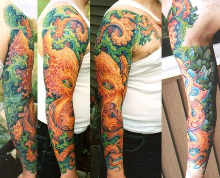 Tattoos - Collaboration with Guy Aitchison - 108208