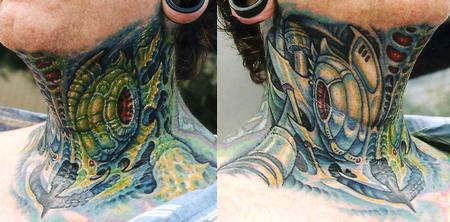 Tattoos - Collaboration with Guy Aitchison 2007 - 108204