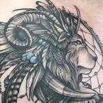 Lion Tattoo Design Thumbnail