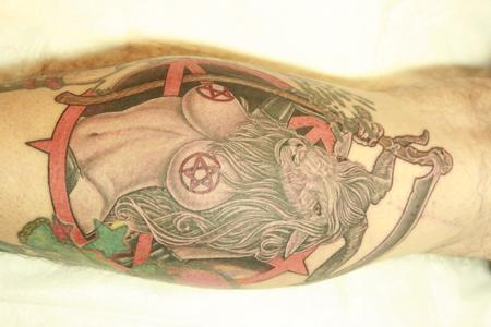 Tattoos - Baphomet - 125794