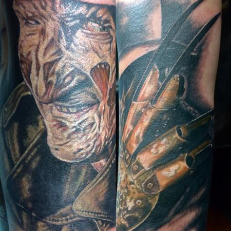 Tattoos - Freddy Krueger - 109714