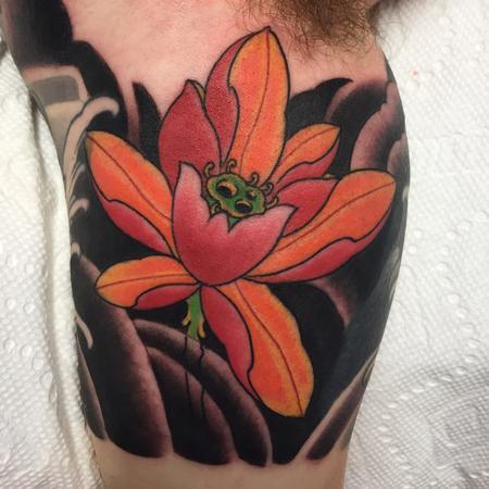 Tattoos - Lotus - 113853