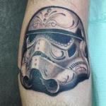 Storm Trooper Tattoo Design Thumbnail