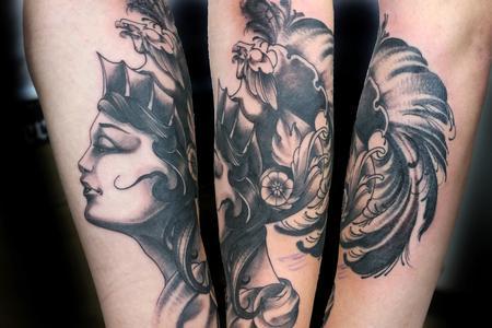 Tattoos - Athena - 100316