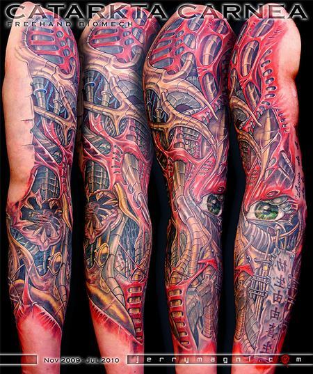 Tattoos - Catarakta Carnea - 119937