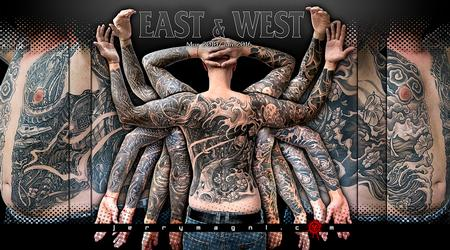 Tattoos - East & West - 120669