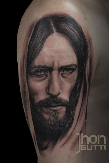 Tattoos - JESUS OF NAZARETH - 114699