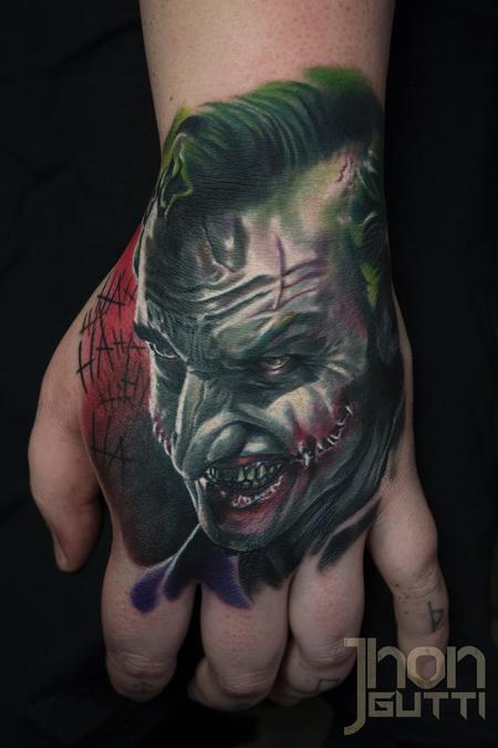 Tattoos - THE JOKER - 115172