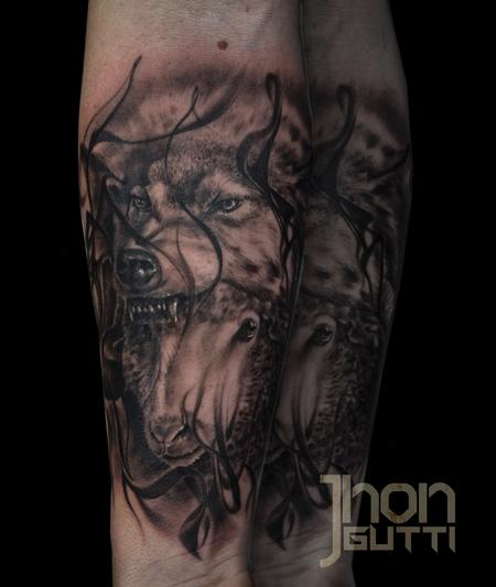 Tattoos - SHEEP IN WOLF CLOTHING - 108710