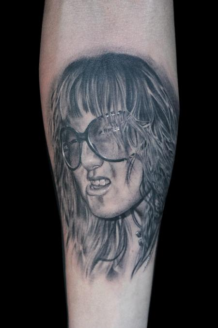 Tattoos - FUNNY PORTRAIT - 101188